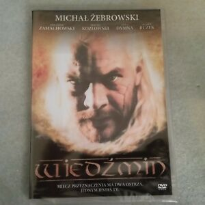 The-Witcher-Movie-WIED-MIN-FILM-DVD-VERY-RARE-NEW-SEALED
