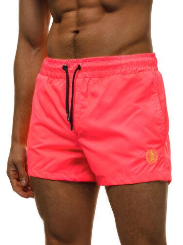 Pantaloncini Da Bagno Costume HERREN schwimmshort Pantaloni Bermuda OZONEE b//181822 Uomo