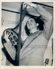 1944 J J Rodriguez Owner of Teatro Panamericano Dallas Texas Press Photo
