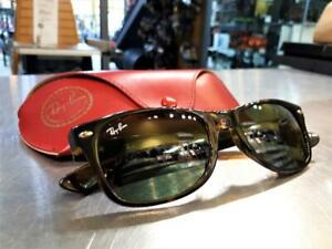 Lunette de soleil RAY-BAN RB-2132 gr. 52-18 + étui  *** Excellente Condition***  (A073685) Canada Preview