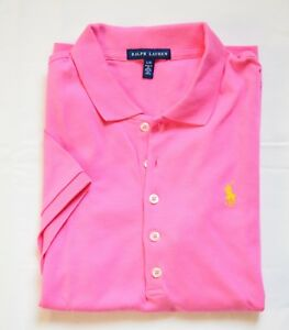 6d45669b21e Polo Ralph Lauren women s polo shirt classic fit size L New Without ...