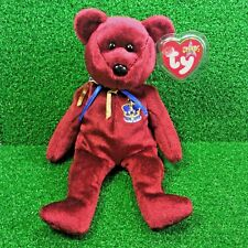 54c31ee9a35 item 5 NEW Ty Beanie Baby Buckingham The Bear Retired Plush Toy - MWMT -  FREE Shipping -NEW Ty Beanie Baby Buckingham The Bear Retired Plush Toy -  MWMT ...