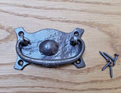 Fonte poitrine poignée de levage poignée de coffre couverture boîte tiroir drop barre swing