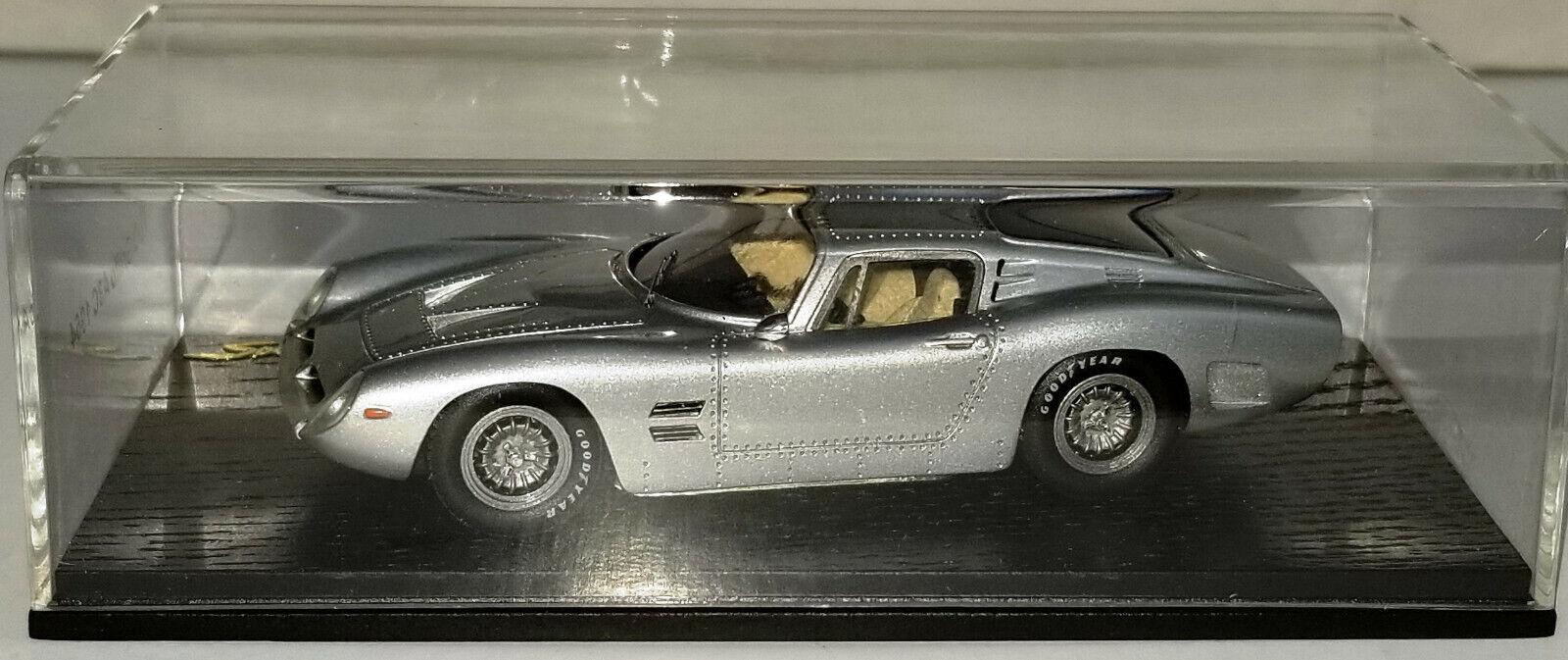 tomamos a los clientes como nuestro dios Spark Models Models Models 1 43 Plata Iso Grifo A3C 1964 Negro en Caja  SPBI 01  envío gratis