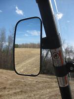John Deere Gator Utv With 1.75 Roll Bars Side Rear View Adjustable Mirror