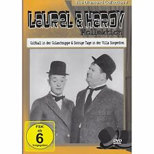 Laurel & Hardy - The Diamond Collection 7 u.a Golfball in der Gulaschsuppe NEU