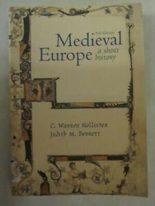 A Short History Medieval Europe