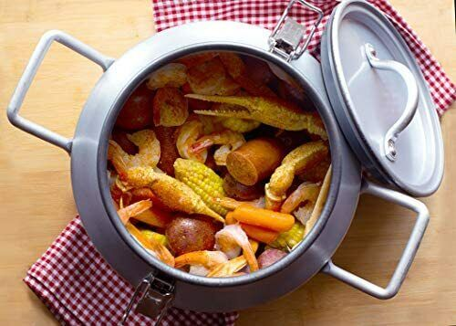 Details about  /Camping Hiking Cookware Cancooker Inc Jr-001 Can Cooker Junior Pressure Cookers
