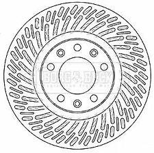 Bosch 0/986/479/C33/Bremsscheibe