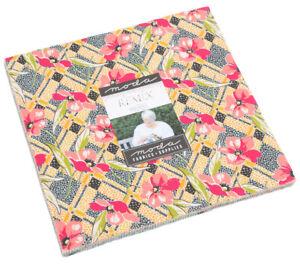 Moda-Remix-Layer-Cake-Precut-10-034-Fabric-Squares-Jen-Kingwell-18160LC-B12