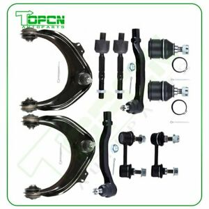 For Honda Accord Acura CL TL Set of 2 Pair Front Inner Tie Rod Ends Moog EV415