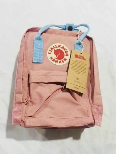 20L//16L//7L Fjallraven Kanken Canvas Backpack Sport Arrival Handbag Mini//Classic#