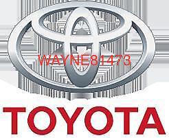 559030R010 Toyota RAV4 2010 AC Heater Control Switch Genuine OEM 559030R010 NEW