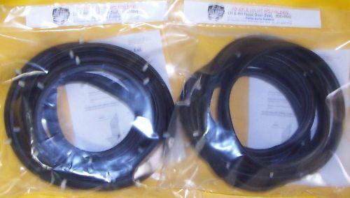 Front Door Seals for HD-HR /& HK-HT-HG HOLDEN PAIR