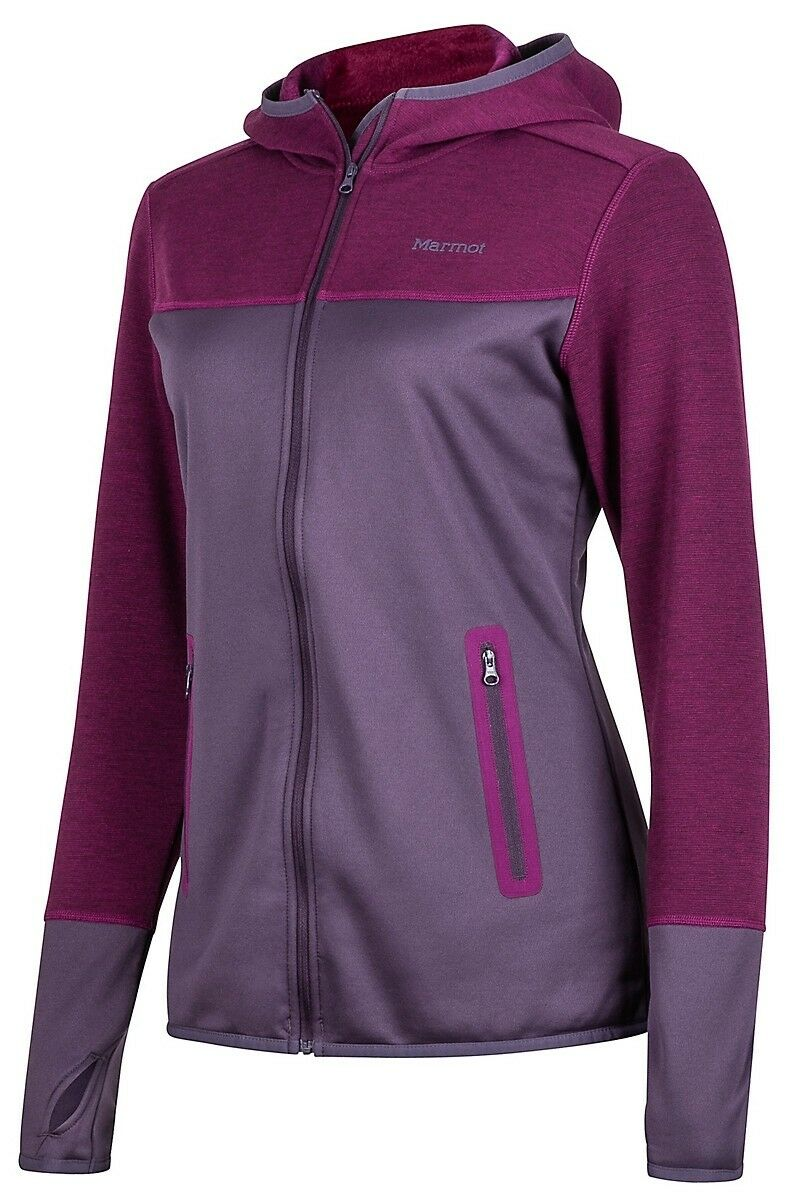 Marmot Women's Sirona Hoody Fleece