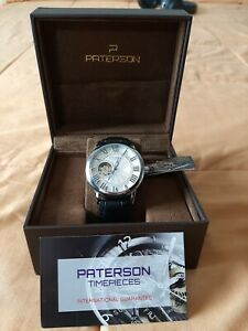 OROLOGIO-PATERSON-AUTOMATIC-LEGNARO-COLLECTION-SAPPHIRE-CRYSTAL-3668-LIM-EDIT