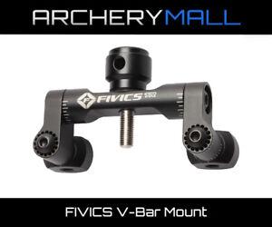 Details about FIVICS TR V-Bar Fully Adjustable V-Bar Mount