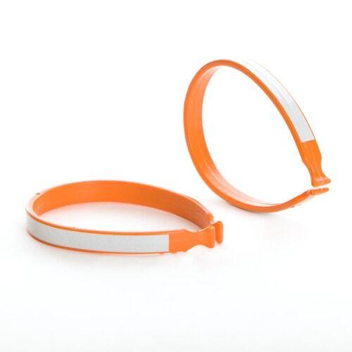 EVO Cyclisme Pantalon Pince Avec Réfléchissant Rayures orange Vélo