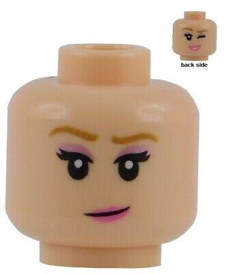 LEGO® Kopf für Figur Frau 42532 Head Tête Hoofd Cabeza Testa 6245845 NEU