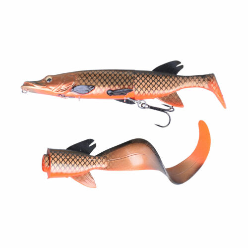 ** New **Savage Gear 3D Pike Hybrid Lure READY TO FISH 25cm-130g
