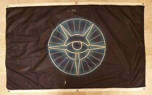 Details about SKYRIM PS4 College of Winterhold Faction Flag - LARGE 5ft x  3ft