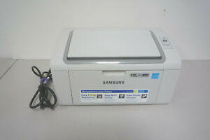 Details about Samsung ML-2165W Workgroup Laser Printer As Is Parts Or Repair