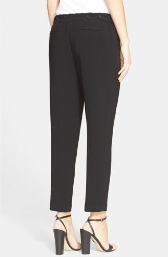 Theory Padra' Crepe Pants Black Size 00