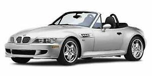 2000 BMW M Roadster & Coupe 3.2L
