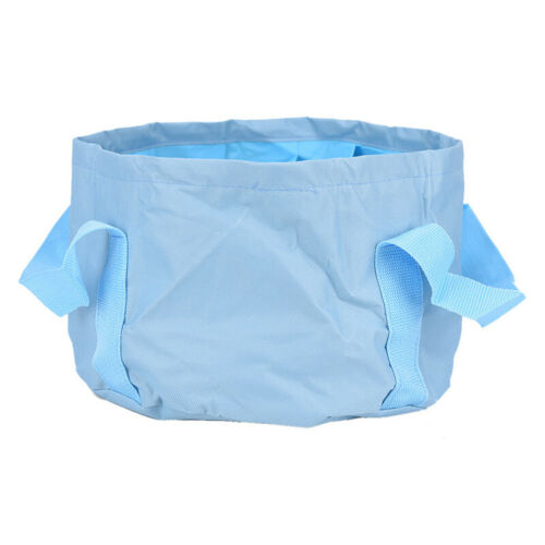 Outdoor Travel Foldable Folding Camping Washbasin Basin Bucket Bowl Washing1 ZSH