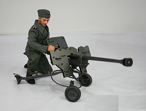 DID Peter Greim 12 anniversary cifra with PzB41 anti tank rifle
