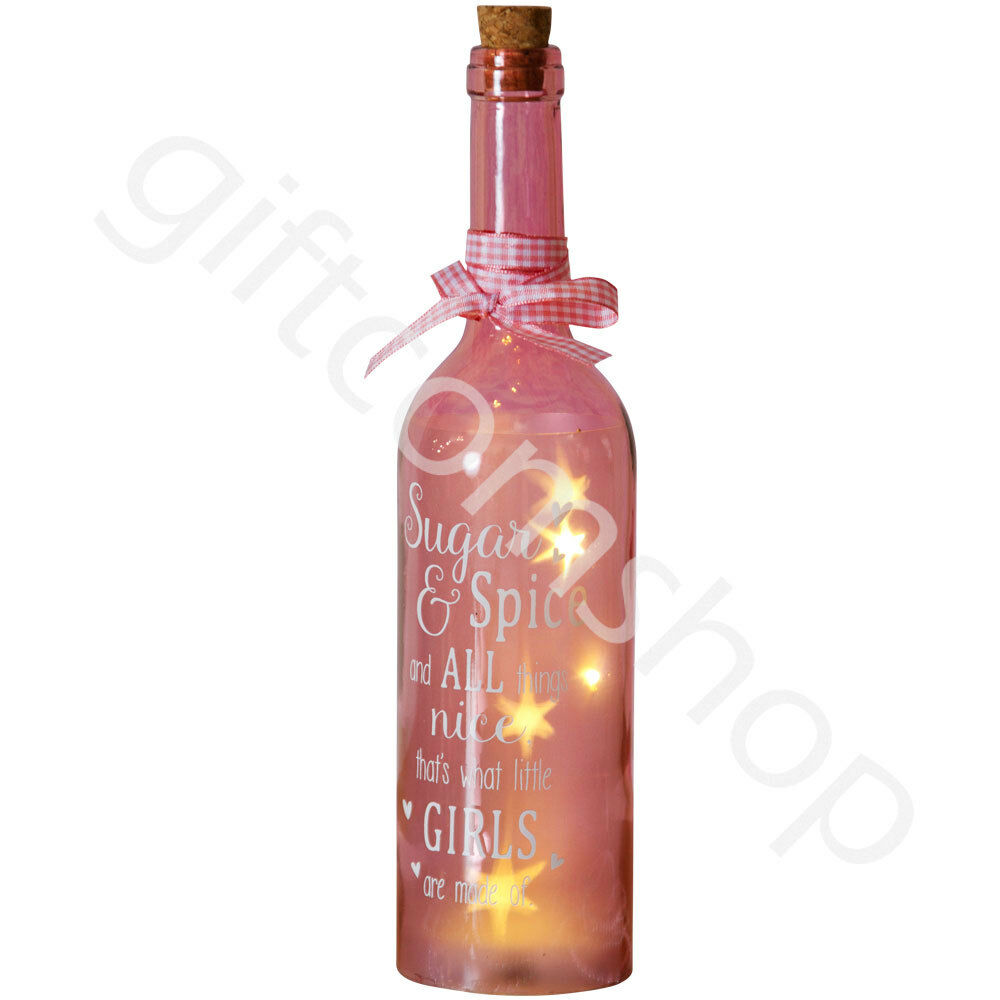 Sugar & Spice Girls- Starlight Bottle