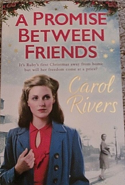 A Promise Between Friends by Carol Rivers