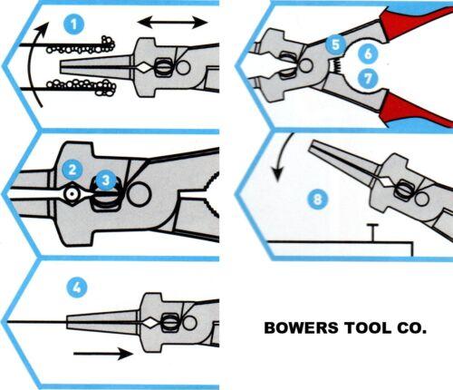 """Channellock 9/"""" Welding Pliers 360 Welder/'s 8 in 1 Multi-Tool Made in USA"""