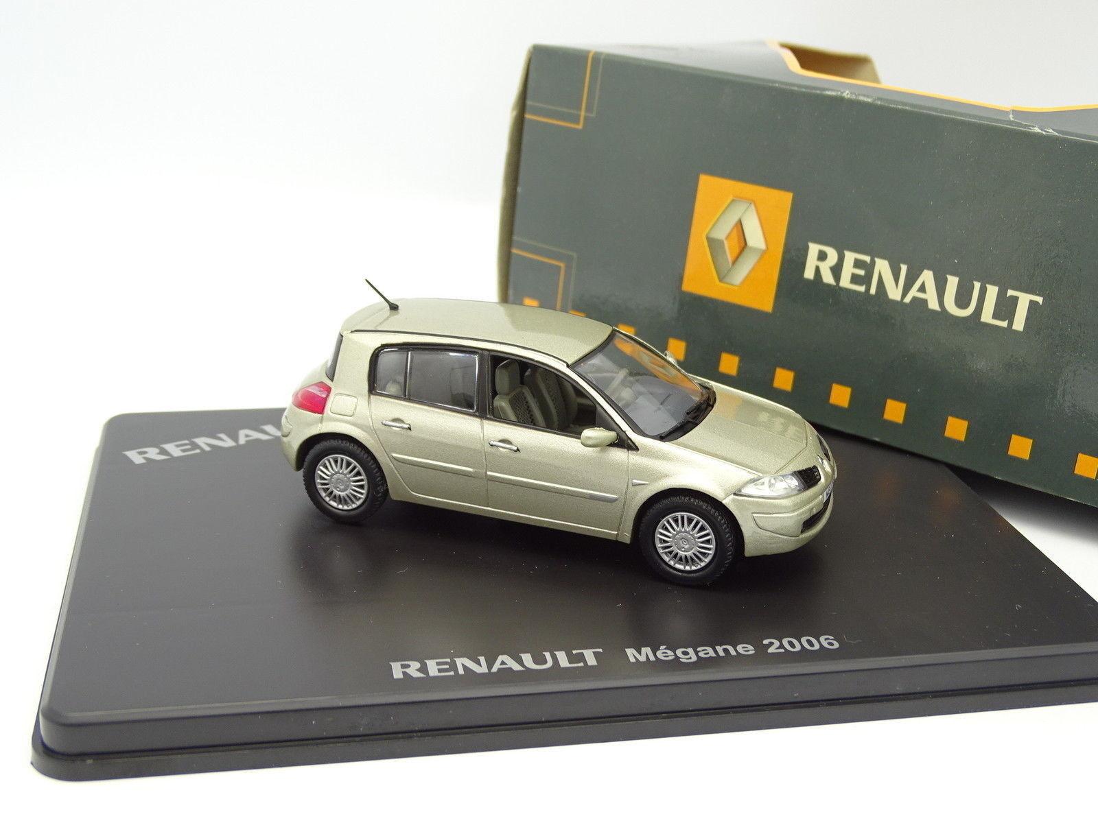 Eligor 1 43 - Renault Megane 2006 Beige Metall