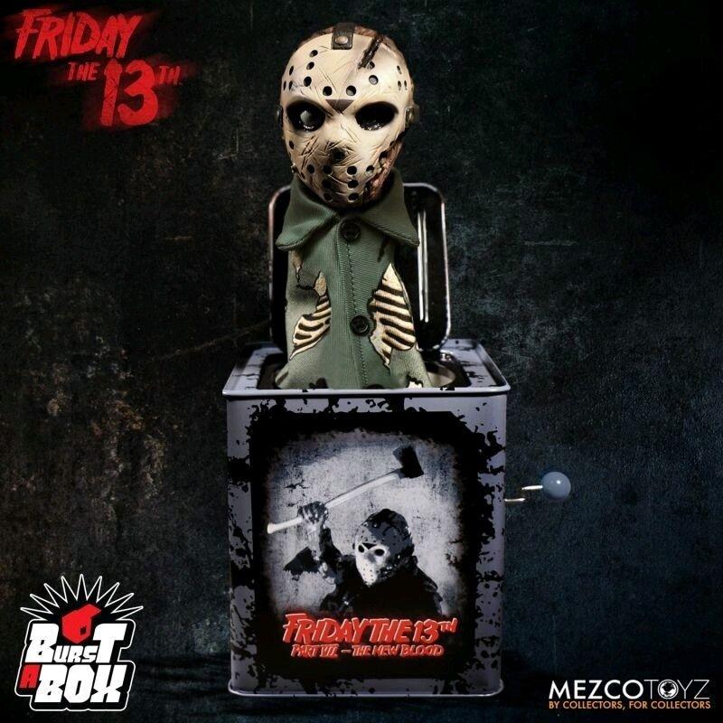 Friday the 13th - Jason Burst-A-Box