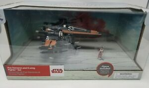 Star-Wars-Poe-Dameron-amp-X-Wing-Fighter-Set