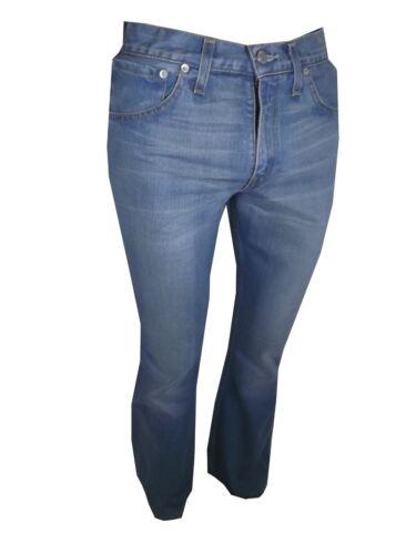 Jeans Levis 28 Da Blu A Zampa Vita Bootcut 516 29 Donna W26 Uomo Alta Levi's 27 Hqq5xF