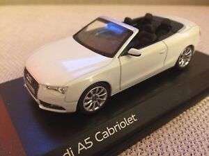 AUDI-A5-CABRIOLET-2012-NOREV-1-43EME-NEUF