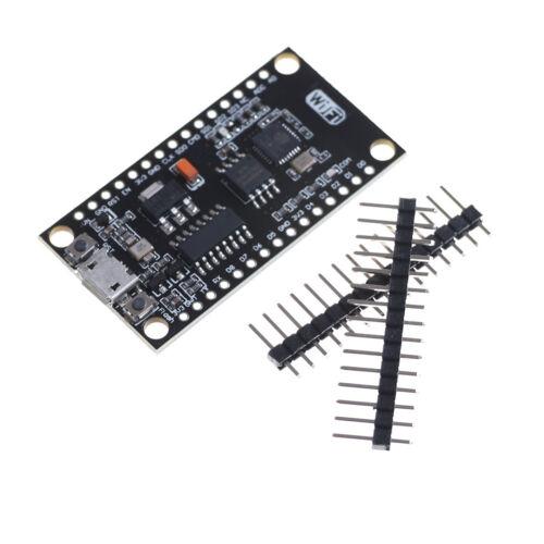 NodeMCU V3 Lua WIFI Module ESP8266+32M Extra Memory Flash USB-Serial CH340G DCRH