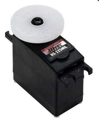 Hitec Hs-225mg -servo - 17mm - 5kg/0,11seg Curare La Tosse E Facilitare L'Espettorazione E Alleviare La Raucedine