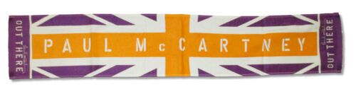 Paul McCartney Flag Out There Tour Arena Stage Towel New Official Adult