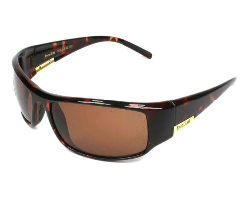 10999 Dark Tortoise Frame w// Polarized A-14 Lens Bolle King Sunglasses