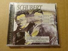 CD / FRANZ SCHUBERT - ANIMA ETERNA - JOS VAN IMMERSEEL: SINFONIE 3, 5, 1