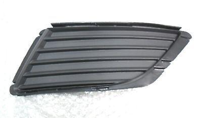Vauxhall Black Corsa C Bumper Corner Grille 2004-06 O//S /& N//S 13132425//13132424