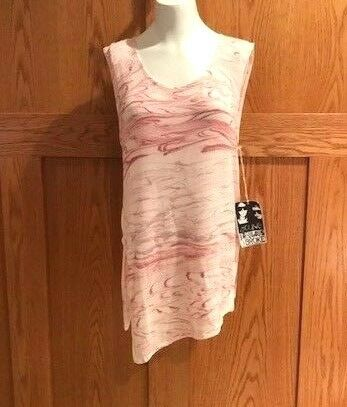 NWT Young Fabulous & Broke Asymmetrical Top - Größe Medium