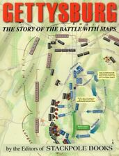 Gettysburg : The History of the Battle with Maps by David Reisch (2013, Paperback)