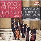 Dvorák: Sextet in A, Op. 48; Martinu: Sextet; Serenáda II (1990)