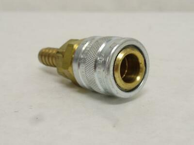 """One Way Size: 3//8/"""" Foster Mfg 3703W Manual Connect Fitting 184916 New-No Box"""
