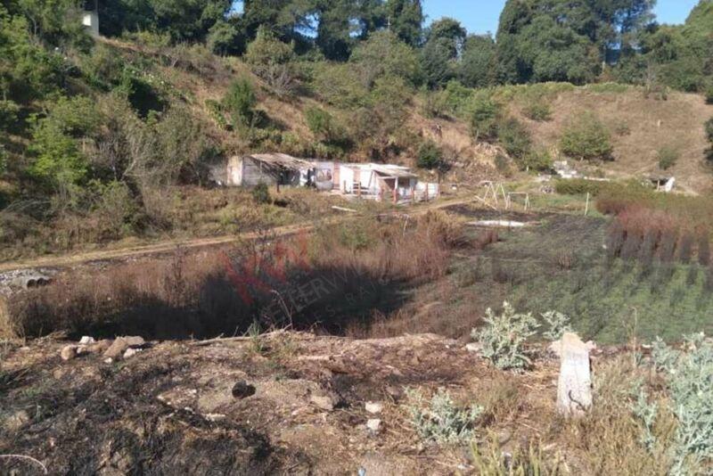 Terreno en venta en San Pedro Zictepec, Tenango del Valle