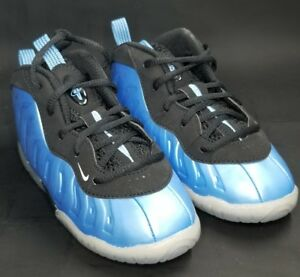 4948e49e341 Image is loading Nike-Little-Posite-One-Toddlers-University-Blue-723947-